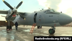 Самолет Ан-26, фото -- иллюстративное