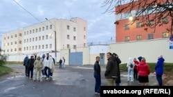 Минский изолятор на Окрестина