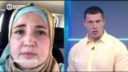 Как допрашивают крымскотатарского активиста Наримана Джеляла
