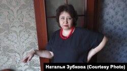 """Наталья Зубкова, экс-главред """"Новостей Киселевска"""""""