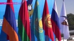 Кыргызстан открыл границы партнерам по ЕвразЭС