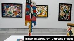 Выставка в Музее изящных искусств в бельгийском Генте