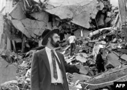 Теракт в еврейском центре в Буэнос-Айресе