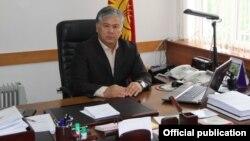 Глава Финразведки Кыргызстана Гуламжан Анарбаев