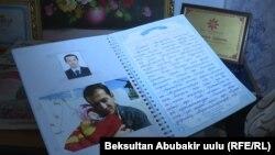 Дневник об Алишере, который ведет мать журналиста