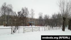 Школа, в которой училась Настя Рыбка