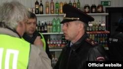 Бывший начальник полиции Сызрани Андрей Гошт