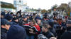 На акции по легализации конопли в Киеве на время задержали четырех активистов