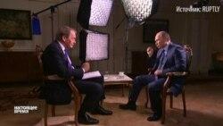 Владимир Путин: Россия не собирается воевать в Сирии