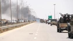 Наступление на Триполи. Что происходит в Ливии