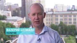 """""""Лукашенко струсит и не даст команду применять оружие"""". Интервью Валерия Цепкало"""