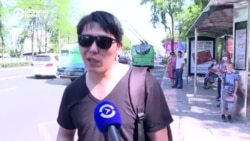 В Бишкеке водители маршруток устроили забастовку