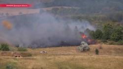 "За минувшие сутки боевики т.н. ""ДНР/ЛНР"" 28 раз нарушали режим тишины, сообщили украинские власти"