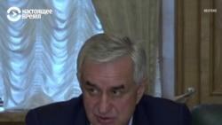 Глава Абхазии ушел в отставку после массовых протестов