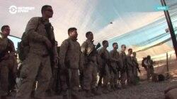 В Афганистане в результате взрыва машины погибли более 30 военнослужащих
