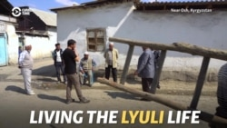 Life On The Fringes For The Lyuli Of Central Asia