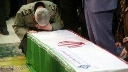 В Иране прощаются с генералом Сулеймани