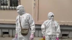 Коронавирус шагает по Кыргызстану
