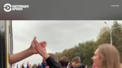 В Беларуси – 50-й день протестов