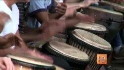 Барабан как символ африканской культуры