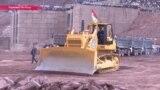 Таджикистан перекрыл реку Вахш и начал строительство огромной плотины Рогунской ГЭС