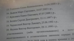 В Петербурге перед выборами арестовали уже четырех оппозиционеров