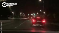 Ночные автогонки зятя президента Узбекистана