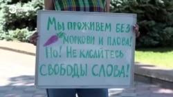 """В Кыргызстане провалили законопроект """"о фейках"""". Против него выступали журналисты и активисты"""