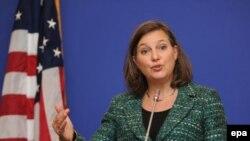 Замгоссекретаря США Виктория Нуланд