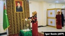 Выборы в Туркменистане в 2018 году