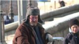 RUSSIA--Moscow. Shelter for homeless people. Video grab
