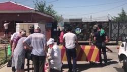 В Казахстане начали судить причастных в взрывам в Арыси. Пострадавших в суд не пускают