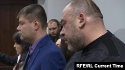 Юрий Крысин в суде