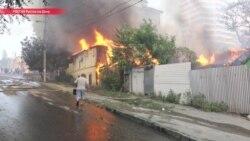 """""""Подожгли дома, из которых люди не хотели выселяться"""". Из-за чего в Ростове сгорел целый квартал"""