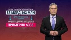 Каждый таджикистанец должен $333. Почему это опасно для страны