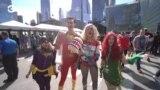 Нью-Йорк, New York: город, который верит в супергероев