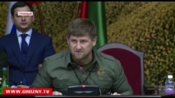 """""""С нами должны считаться"""" - Кадыров"""