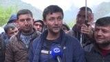 Из-за наводнений и селей в Таджикистане перекрыты дороги, люди сутками ждут на трассе