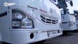 В Бишкеке недовольны автобусами made in Uzbekistan. Что с ними не так?