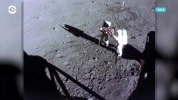 Детали: 50 лет высадке на Луне