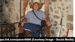 Евгений Панов в соцсетях