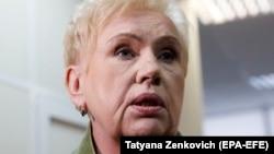 Глава ЦИК Беларуси Лидия Ермошина