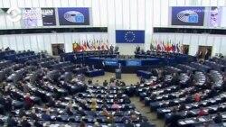 """Сенцов в Европарламенте: """"Я не верю Путину"""""""