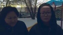 Азия: попала в полицию за телесюжет о протестах матерей