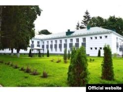 Территория Борисовского ПНИ, фото с официального сайта интерната