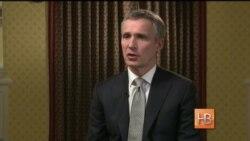 "Генсек НАТО Йенс Столтенберг - интервью ""Голосу Америки"""