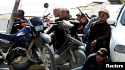 Операция по освобождению заложников в Музее Бардо в Тунисе
