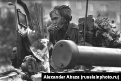 Август 1991-го. Фото: Александр Абаза