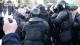 """""""Долой царя!"""": протесты 31 января от Калининграда до Владивостока"""