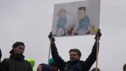 Эволюция разгонов митингов в Санкт-Петербурге